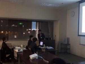 平成29年11月社内薬剤師研修会の開催