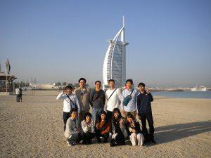 未来プロジェクト 報奨旅行はドバイ